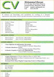 Mbbs Student Resume Sample Doctor India Templates Format Youtuf