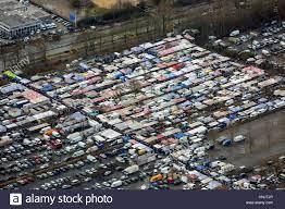 Flohmarkt in der Arena Auf Schalke, Stände, Händler-Ständen,  Gelsenkirchen-Buer, Ruhrgebiet, Nordrhein-Westfalen, Deutschland  Stockfotografie - Alamy