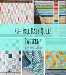 900+ Free Quilting Patterns   FaveQuilts.com & 40+ Free Baby Quilt Patterns Adamdwight.com