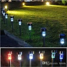 Best Led Solar Lawn Garden Lights Led Solar Garden Lights Outdoor Solar Powered Patio Lights