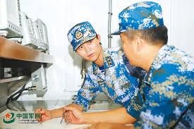 Pla Navy Training First Female Captain Chinadaily Com Cn