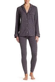 Shimera Skinny Knit Pajama Set Nordstrom Rack
