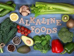 Ph Food Chart Alkaline Diet Book These Alkaline Foods Will Help You Lose Weight Easily