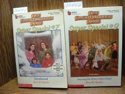 Baby Sitters Wanted Snowbound Starring The Baby Sitters Club