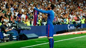 El Clasico Top Scorers Lionel Messi Cristiano Ronaldo And