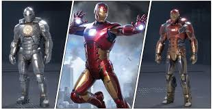 Iron man coloring is an online free to play game, part of. Marvel S Avengers The 10 Best Iron Man Outfits In The Game Ranked