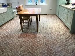 Herringbone Kitchen Floor Terracotta Tiled Kitchen Floor With Severe Grout Haze Problem