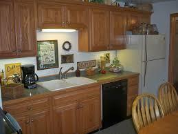 Colored Kitchen Appliances Kitchen Kitchen Color Ideas With Oak Cabinets Dinnerware