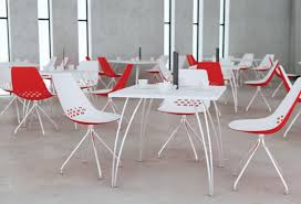 contemporary cafe furniture. splayed leg tables contemporary cafe furniture h