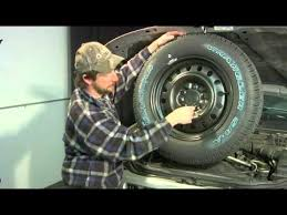 How To Measure Tire Rim Size