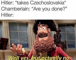 Image result for appeasement meme