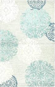 teal and gray area rug rugs small images of off white aberdine gr
