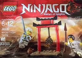 LEGO® Ninjago - Wu Cru Target - 30530 - Steinekiste
