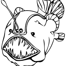 Adult Tropical Fish Coloring Pages Realistic Tropical Fish Coloring