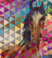 Horse Quilt- would be awesome for Mia or Meg! @Kylie Knapp Tobias ... & Horse Quilt- would be awesome for Mia or Meg! @Kylie Knapp Tobias Adamdwight.com