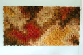 abstract wall sculpture contemporary