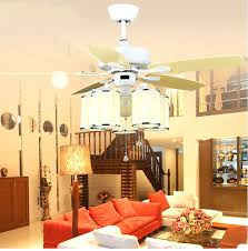 ceiling fan classical ceiling fan lamp with fabric shade ems free ceiling fan lamp