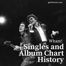 Singles And Album Charts Wham Discography Singles And Albums Chart History