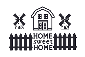 Download for free in png, svg, pdf formats 👆. Home Sweet Home Svg Cut File By Creative Fabrica Crafts Creative Fabrica