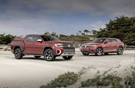 Report: Will We Get a Midsize Pickup Truck from VW? Company Hints at ...