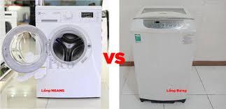 Nên mua máy giặt lồng đứng hay máy giặt lồng ngang? Loại nào tốt hơn? -  Dienmaythienphu