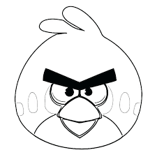 Free Coloring Pages Of Birds Printable Coloring Pages Of Birds Angry
