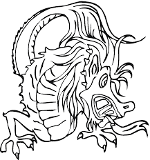 Small Picture chinese dragon coloring pages printable Archives Best Coloring Page