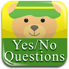 Image result for YES/NO QUESTIONS