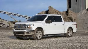 Pictures of All 2018 Ford F-150 Exterior Color Options