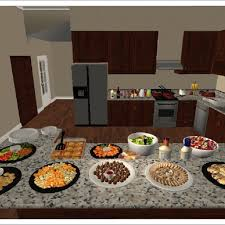 View of virtual foods in the plate-building challenge. | Download Scientific Diagram