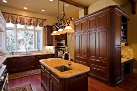 kitchen design bay area. custom kitchen island design with sink, bay area traditional-kitchen .