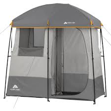 ozark trail 2 room outdoor camping shower tent portable bathroom free