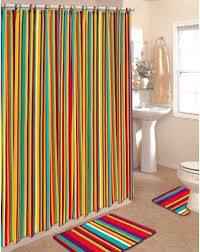 teal striped shower curtain. fabric shower curtain - google search teal striped
