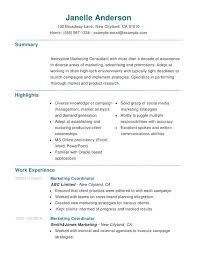 Social Media Marketing Resume Sample Social Media Resume Sample Inspiration Social Media Marketing Resume