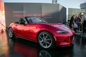 2016 Mazda MX-5 Miata first engine shot revealed - Autoblog