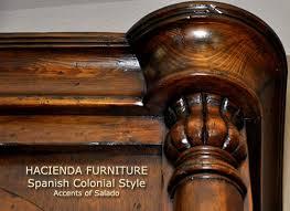 rustic spanish furniture. Spanish Colonial Furniture Rustic O