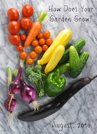 a beautiful rainbow of vegetables from the garden greenthumbwhitea com