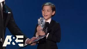 Jacob Tremblay Wins Best Young ActorActress   2016 Critics ...