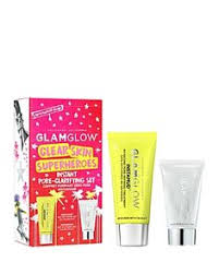 <b>Clear Skin Superheroes</b> Instant Pore-clarifying Set | <b>Glamglow</b> ...