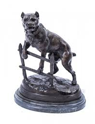 bronze sculpture of ref no 02442