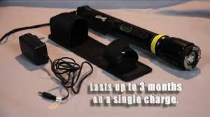 Zap Light For Her Zap Enforcer 2 Million Volt Stun Gun Flashlight