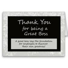 Smart Tips On Writing A Thank You Note To Your Boss Pinterest
