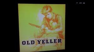 old yeller by fred gibson summary