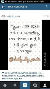 How To Hack Into A Vending Machine Classy Type 48 Into A Vending Machine Hack Old Screenshots