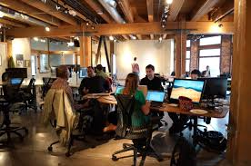 amazon office space. Impact Hub Expands Coworking Space, Set To Open Kirkland Office Amazon Space U