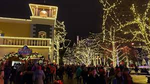 Eagle Point Park Christmas Lights Canadas Wonderland Vaughan 2020 All You Need To Know