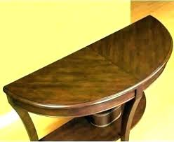 foyer entry table half round entryway table semi circle foyer entry small with drawers t half