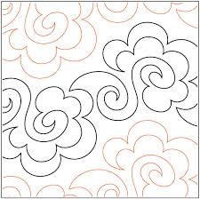 Tuffy quilting pantograph pattern by Lorien Quilting & Tuffy-quilting-pantograph-pattern-Lorien-Quilting ... Adamdwight.com