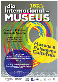 Resultado de imagem para dia internacional dos museus 2016