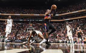 Milwaukee Bucks vs Phoenix Suns Jul 6 ...